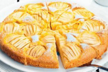 Нежнейший пирог «Прелесть» на кефире