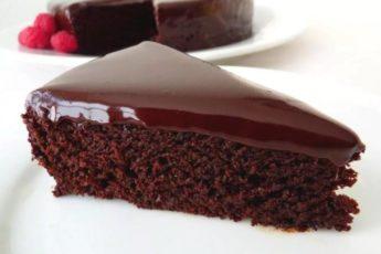 Простой рецепт самого вкусного шоколадного манника 1